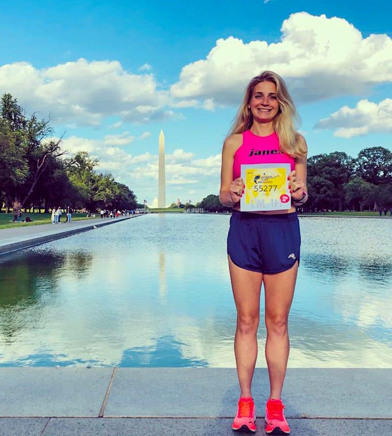 Η Nina Zarina έτρεξε 60,2 χιλιόμετρα & πήρε την τρίτη συνεχόμενη νίκη της