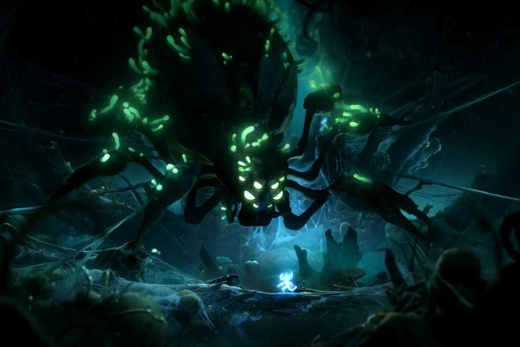 Imagen del Ori and The Will of the Wisps