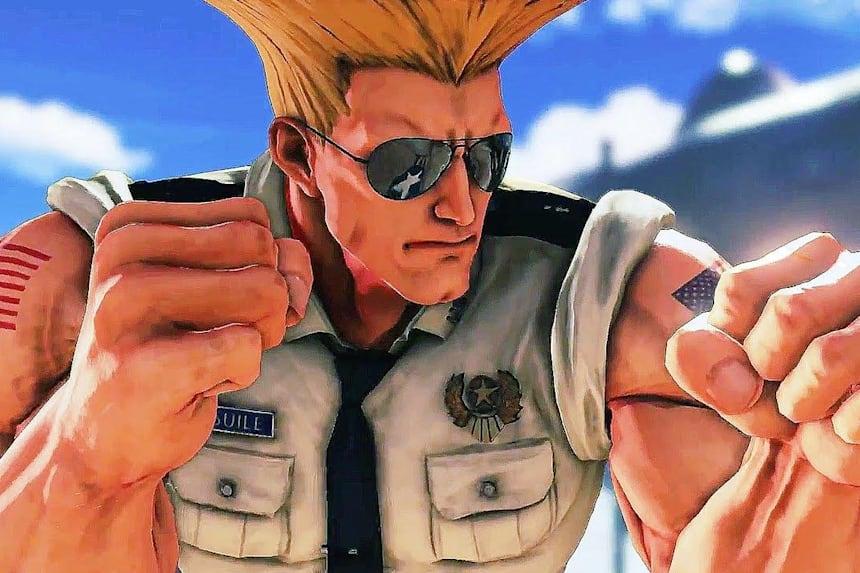 Street Fighter 5 Champion Edition Tier List