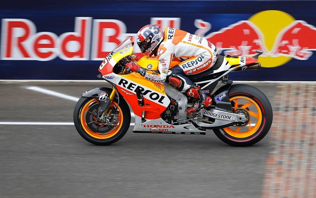 Motogp Race Report Quotes And Facts From Indianapolis
