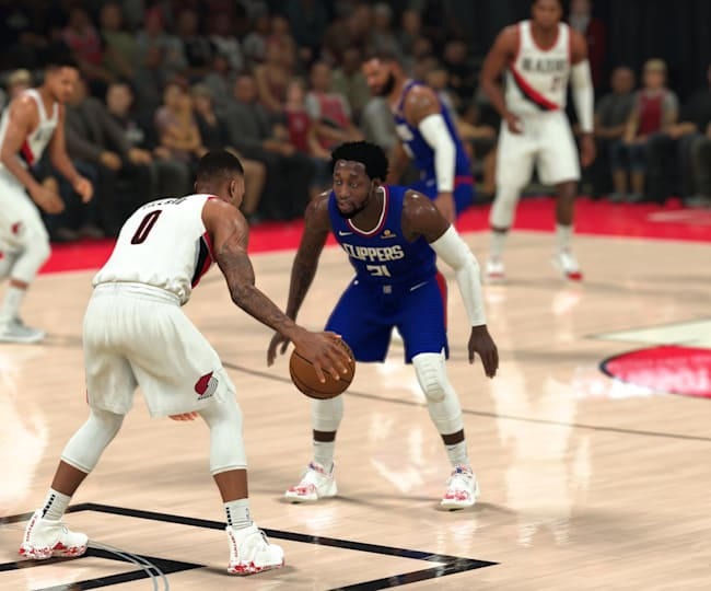 Shooting has changed an awful lot in NBA 2K21