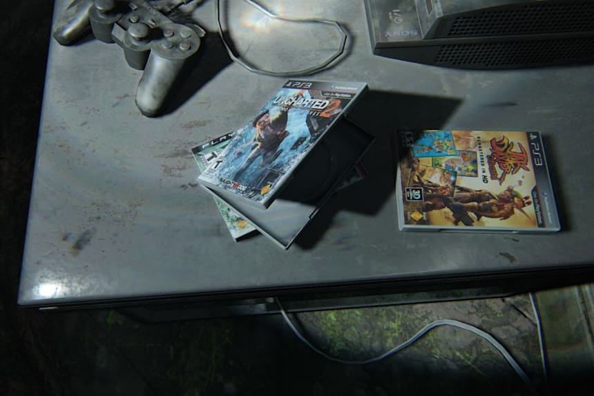 The Last Of Us 2 Easter Eggs Where To Find Them All