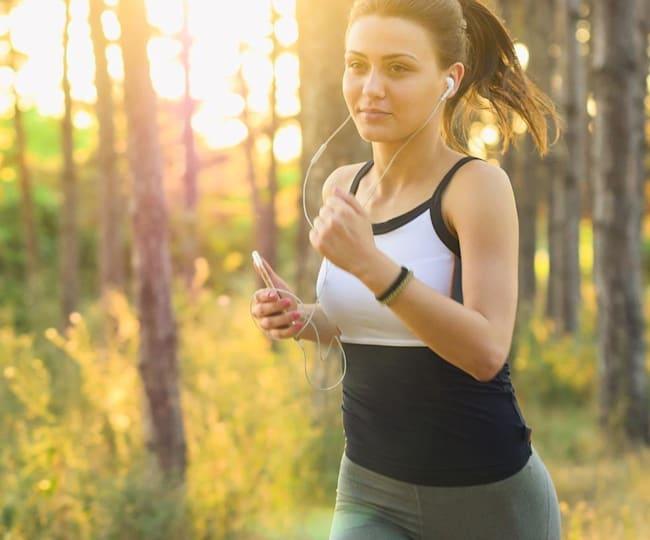El running es uno de los deportes más recomendados.