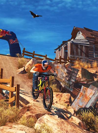 Bike Unchained 2 depende de tu bici tanto como de tu habilidad