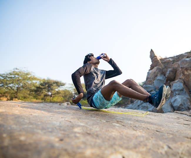 印度專業跳繩運動員Akash