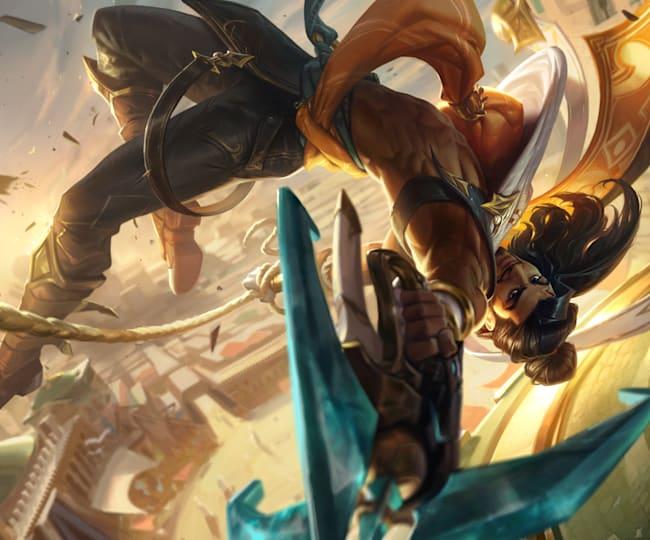 Akshan : Comment utiliser nouveau champion de League of Legends ?