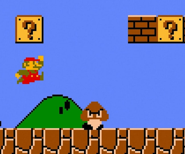 Our Super Mario Bros. cheat will blow your mind