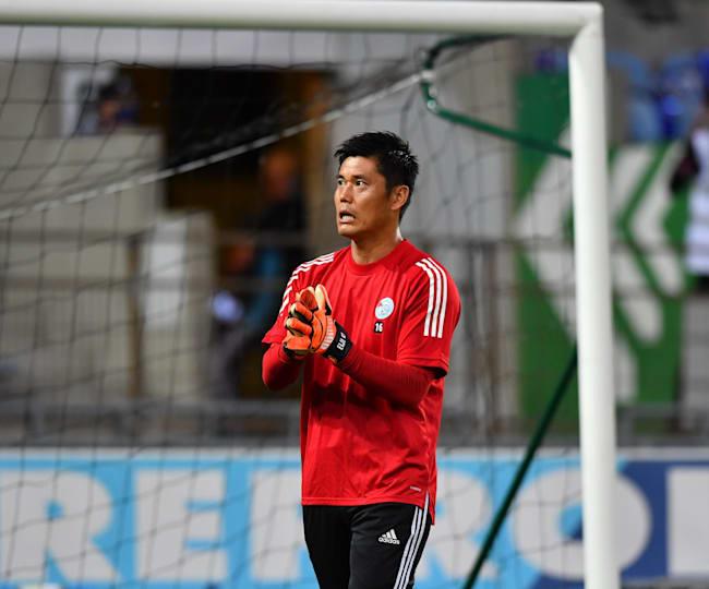 Eiji Kawashima, goleiro do Strasbourg