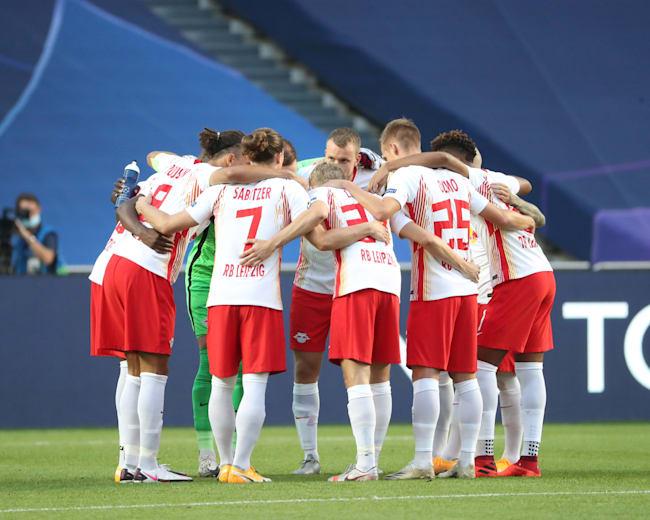 RB Leipzig startet in die Saison 2020/21