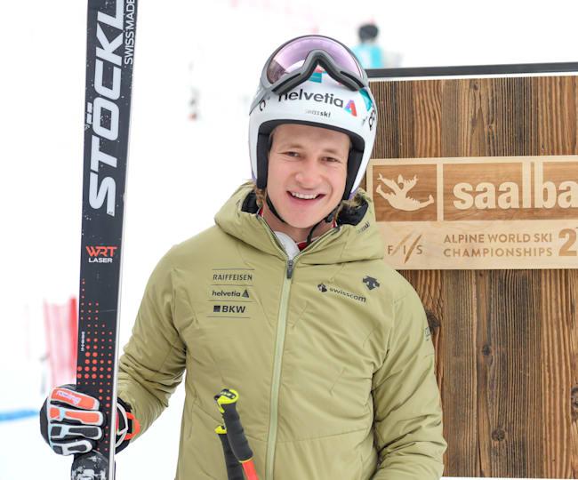 Marco Odermatt: Bereit für den Wings for Life World Run