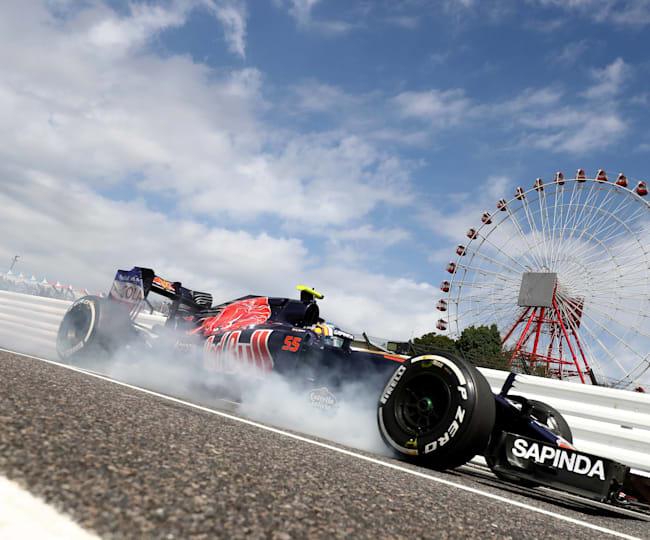 Wszystko o oponach w Formule 1