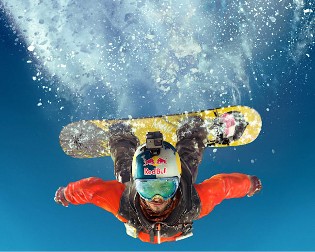 Incredible sights, great gameplay: these snowboarding games have it all