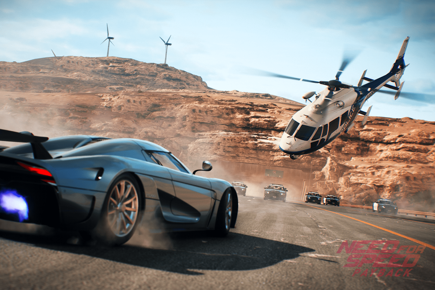 Need For Speed Payback S Story And Characters Explained