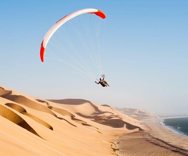 11 destinos diferentes para hacer deportes de aventura