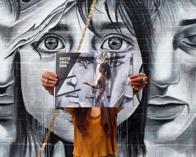 Naveen Shakil - A mural artist from Pakistan