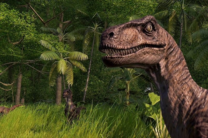 Return To Jurassic Park Dlc 4 Consejos De Rich Newbold Era ágil, pequeño y con alas. return to jurassic park dlc 4 consejos