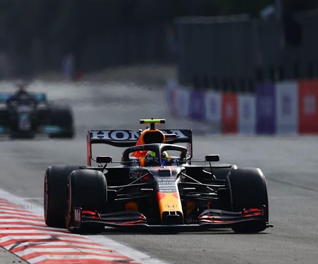 Sergio Perez, Azerbaycan GP