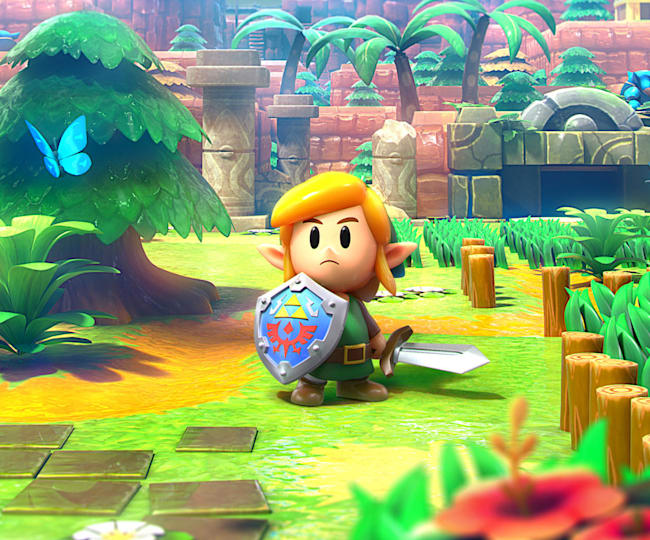 Auch das vierte Abenteuer von Link ist nicht Glitch-frei