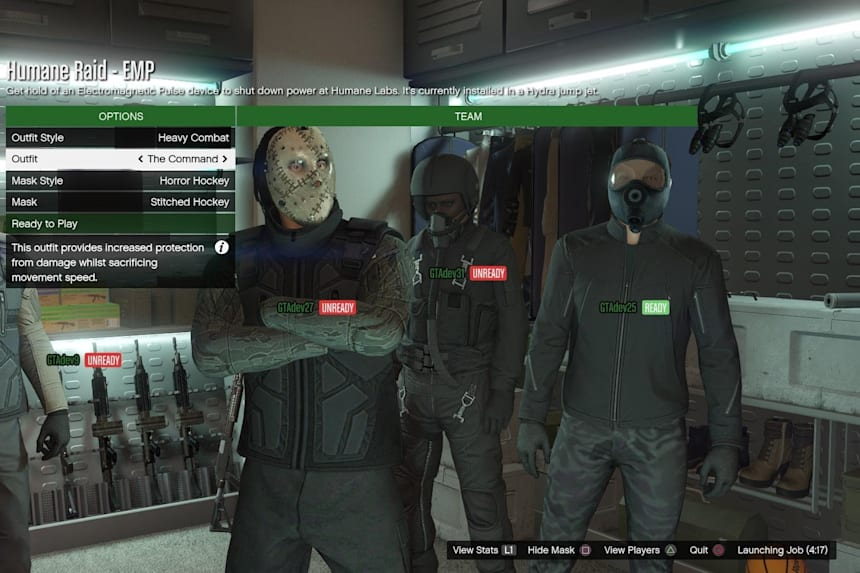 Gta Online Heists 5 Things That Need To Change