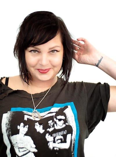 Peak Time presenter Vivian Host