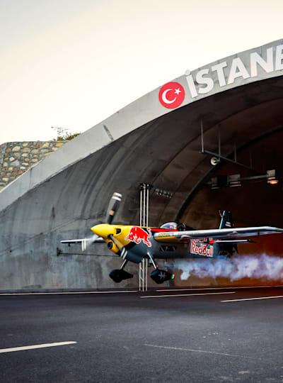 Dario zboară prin tunelurile Catalca direct în Cartea Recordurilor