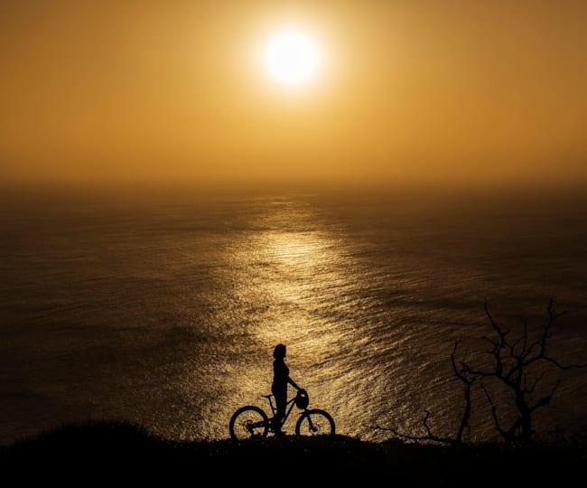 Mountain biking can take you some incredible places