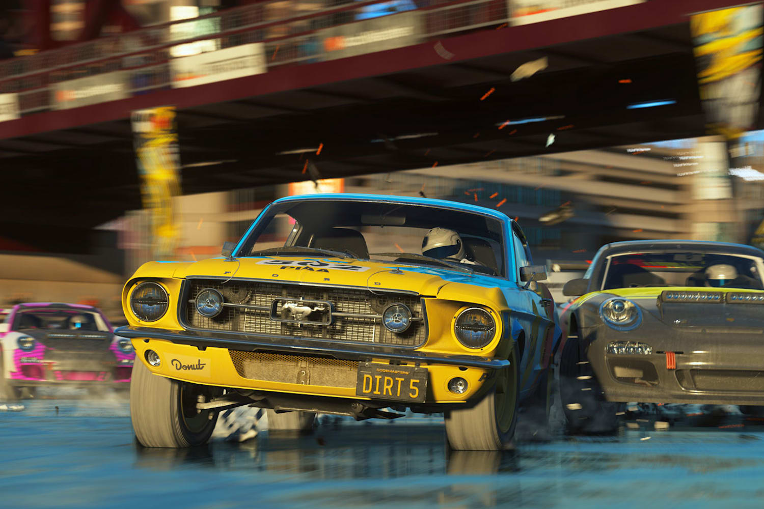 Codemasters on what's new in DiRT 5.