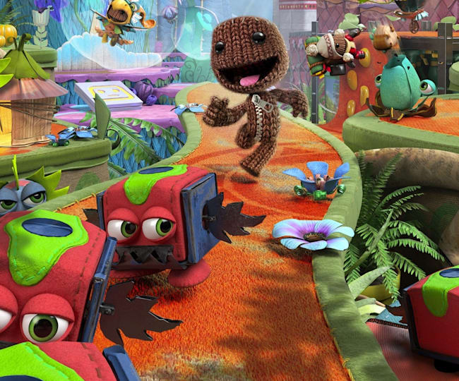 Sackboy: A Big Adventure is a must for co-op fans on PS5