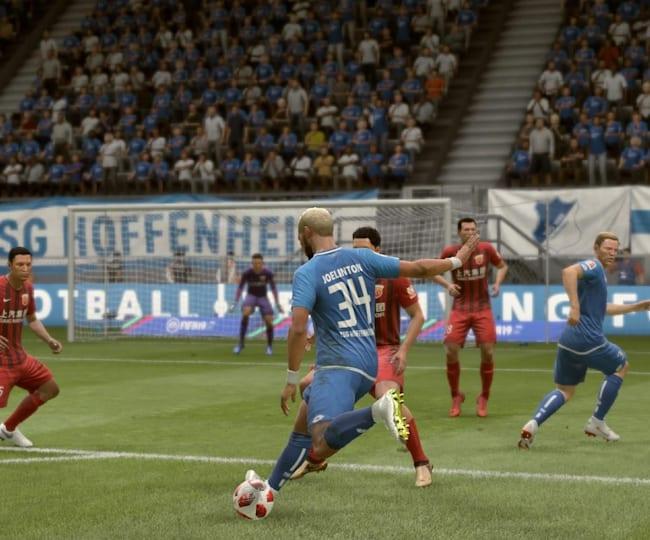 Joelinton - FIFA 19