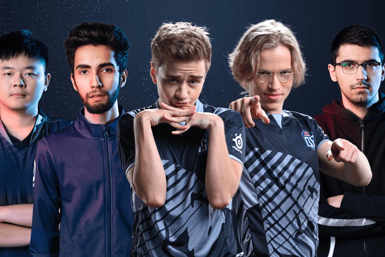 Dota 2 Esports: MidOne and Saksa join OG roster