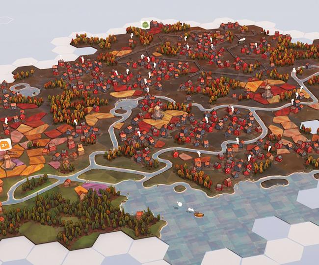 Dorfromantik: In diesem Indie-Game trifft Puzzle auf Aufbaustrategie