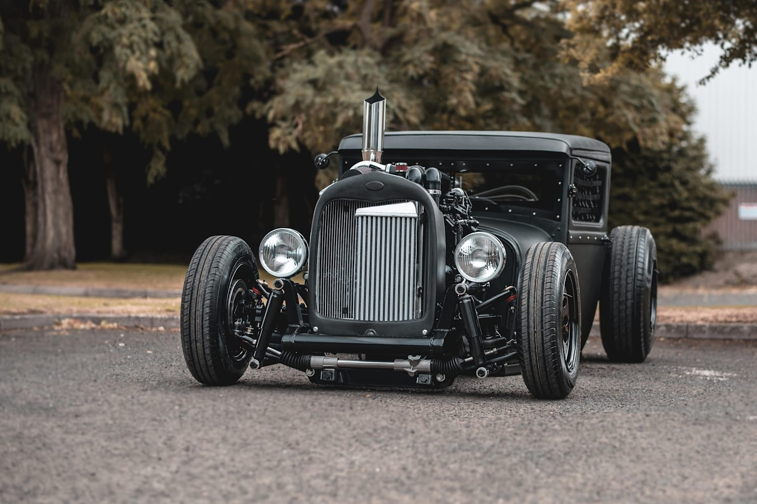 1929 Ford Model A Pickup Kyle Hands Stunning Hot Rod