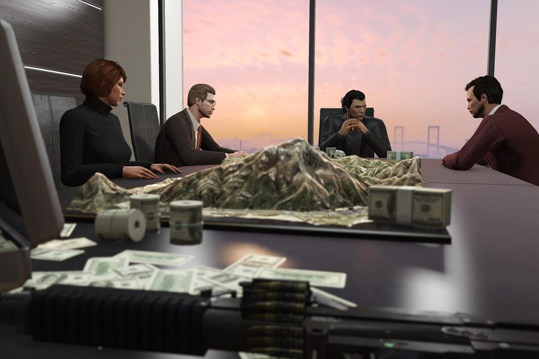 Gta 5 Am Schnellsten Geld Verdienen