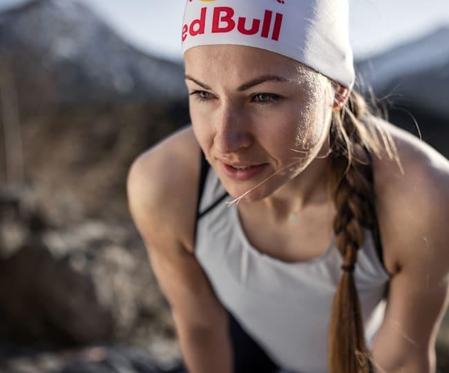 Johanna Holzmann liebt ihr Essen mindestens so sehr wie ihr Training.