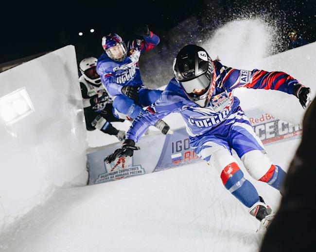LIVE Чемпионат мира по скоростному спуску на коньках
