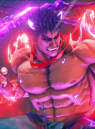 Kage tore his way into Street Fighter V in the midst of Capcom Cup's Top 8