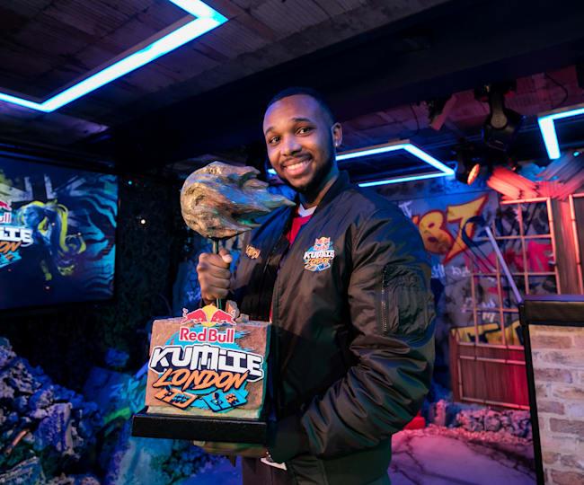 Mister Crimson konnte mit Dhalsim das Red Bull Kumite London gewinnen
