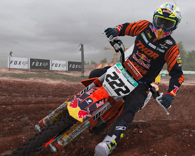 Want to ride like MXGP legend Toni Cairoli? You need the MXGP 2020 game