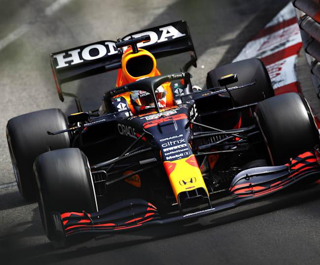 Max Verstappen mène désormais au général