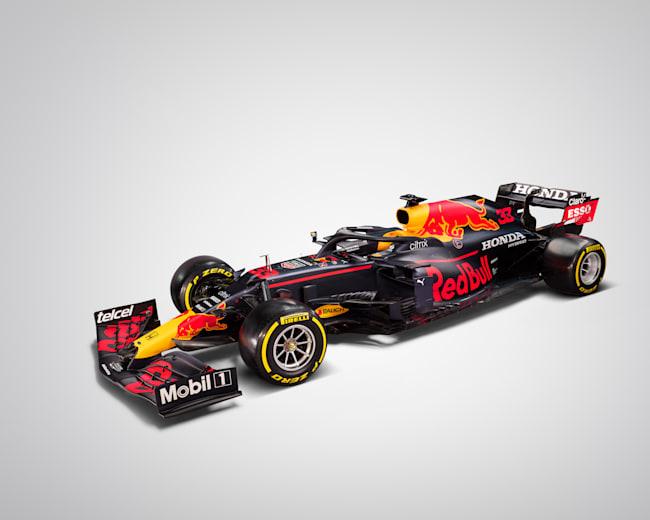 La RB16B de Red Bull Racing dévoilée