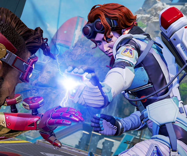 Horizon is a force to be reckoned with in Apex Legends