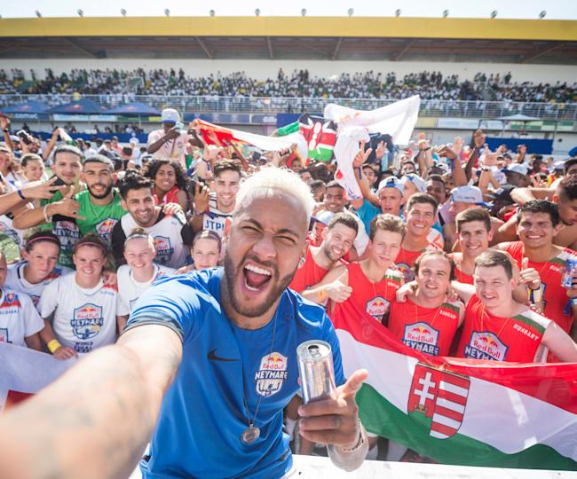 Red Bull Neymar Jr's Five tulee taas!