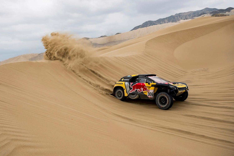 Dakar 2019 : Sébastien Loeb Nous Raconte Sa 1ère étape
