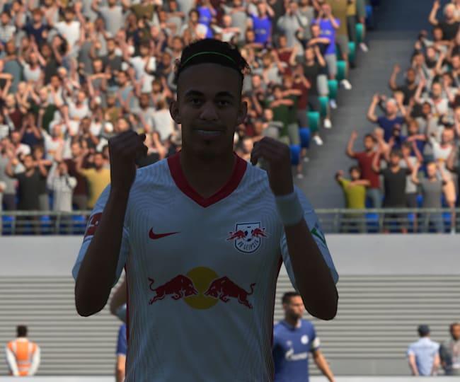 FIFA 21: Das Spiel des Gegners lesen