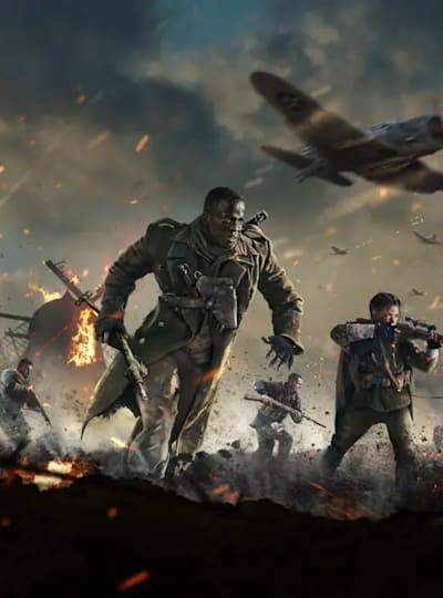 Call of Duty Vanguard Header