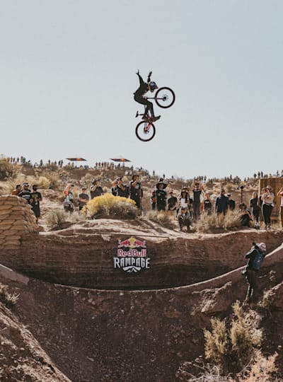 Hands in the air if you're excited for Red Bull Rampage 2021!