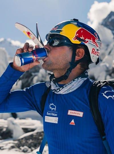 Andrzej Bargiel na K2