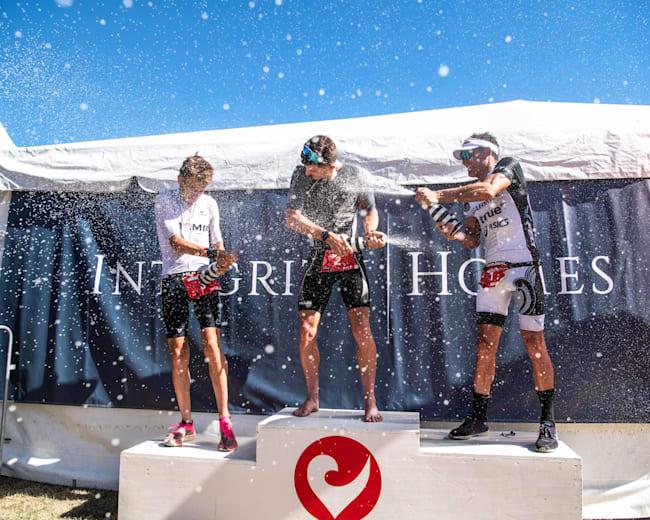 Challenge Wanaka podium