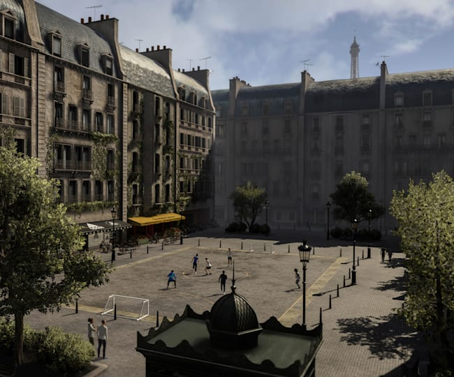 FIFA Volta takes you to the streets of Paris and beyond