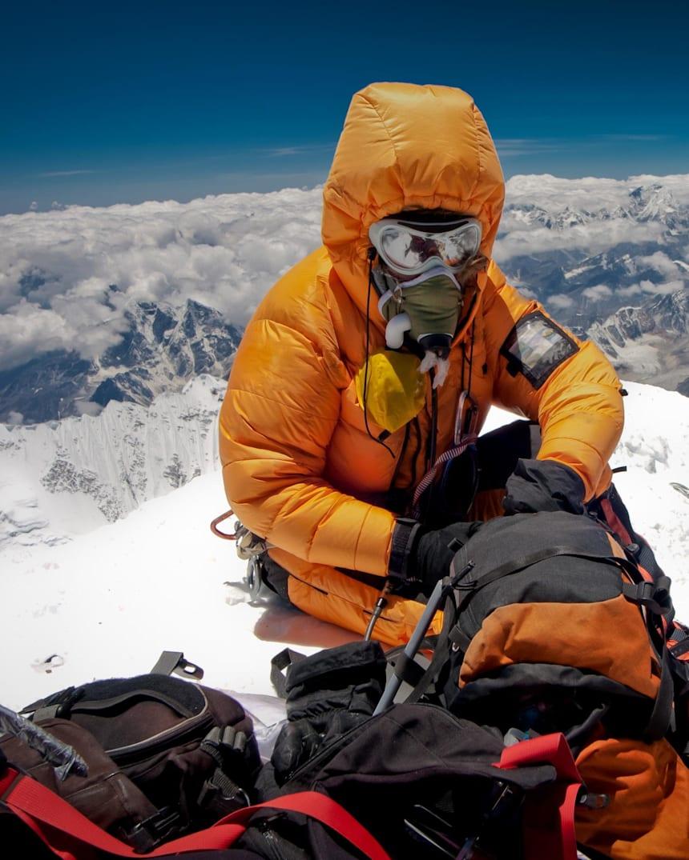 プロが選ぶエベレスト登頂必須アイテム